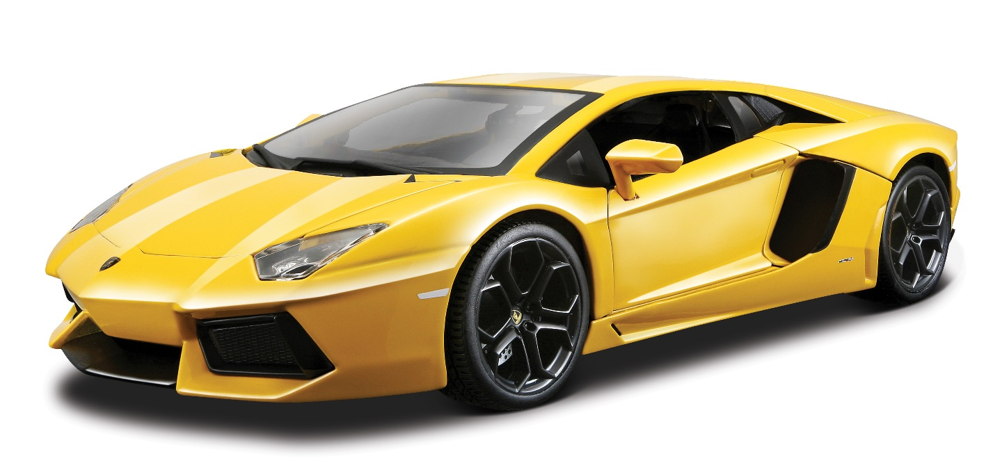 Lamborghini Aventador Lp700 4 Diecast Metal Toy Car Colors Vary