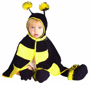 Lil Bee Infant Costume 3-12 Mo Costume