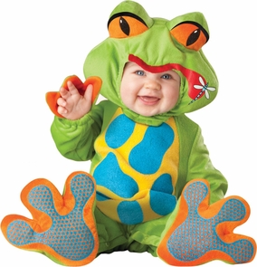Lil Froggy Inf 12-18 Mon Costume