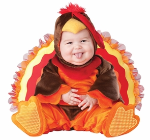 Lil Gobbler Inf 18m-2t Costume