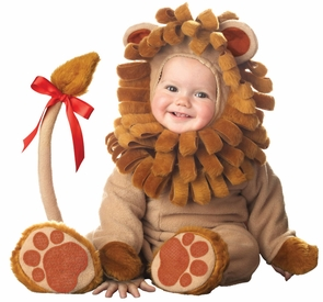 Lil Lion Lil Characters 12-18m Costume
