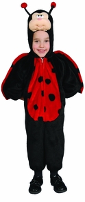 Little Ladybug Toddler Size 4 Costume