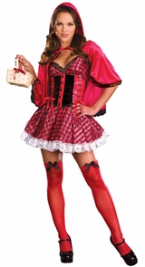 Little Red Large Costume