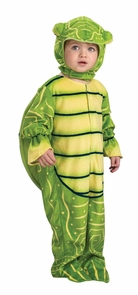 Little Turtle Toddler Costume