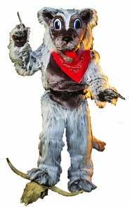 Lobo As Pictured Costume