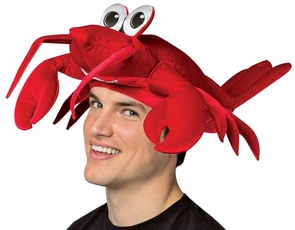 Lobster Hat Costume