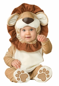 Lovable Lion Toddler 12-18 Mo Costume