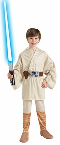 Luke Skywalker Child Medium Costume