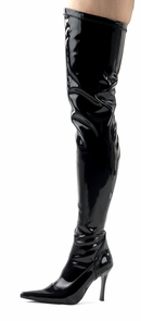 Lust 3000 Boot Size 7 Costume