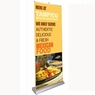 "Luxury Rollup Retractable Banner Stand 33"" x 79"""