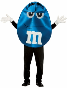 M&m's Blue Deluxe Costume