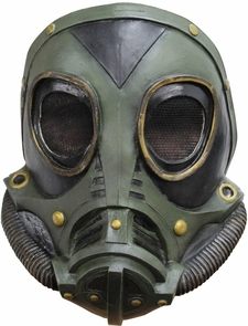 M3a1 Gas Latex Mask Costume