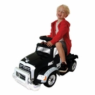 Mack Truck Ride On Car W/6 Volt Battery Pack