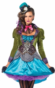 Mad Hatter Dlx Adult Small Costume