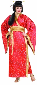 Madame Butterfly Plus Costume