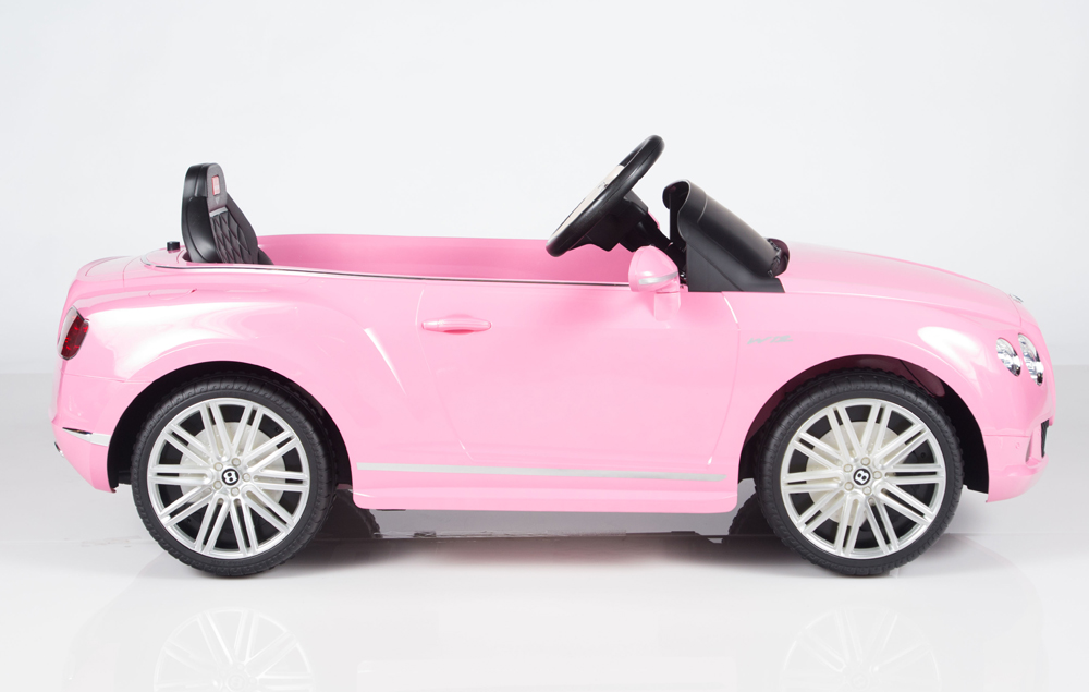 Magic Cars 12 Volt Electric Bentley Ride On Rc Battery Ed Car Free 1 Year Warranty Upgrade
