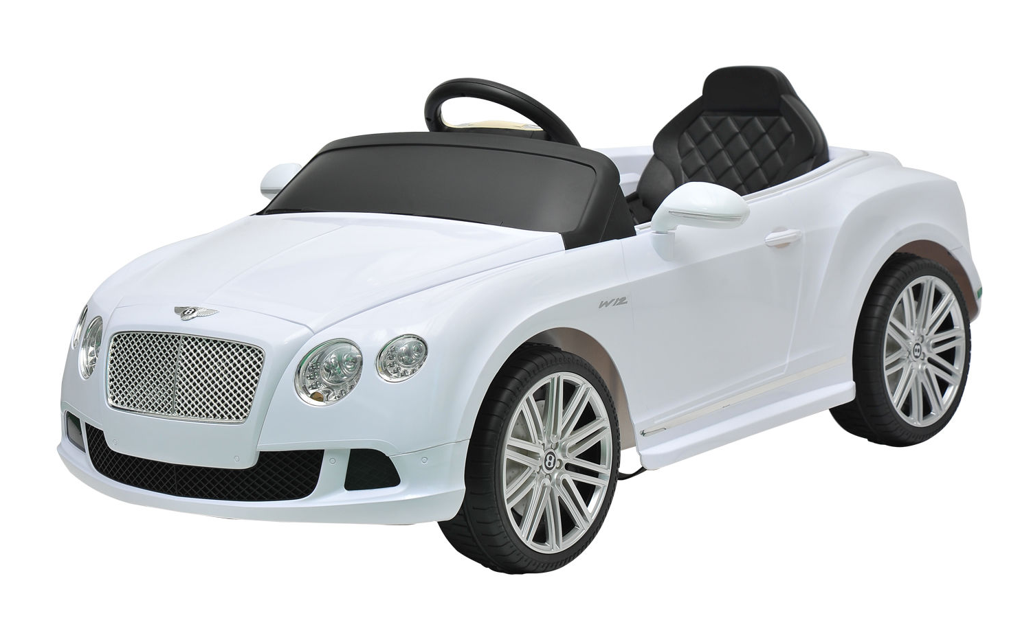 magic cars 12 volt electric bentley ride on rc battery powered car