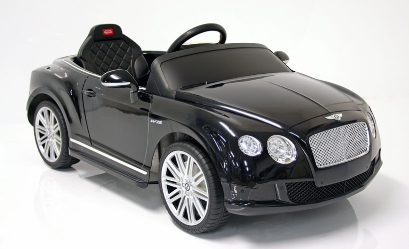 Magic Cars Volt Electric Bentley Ride On RC Battery Powered Car - Ride on cars
