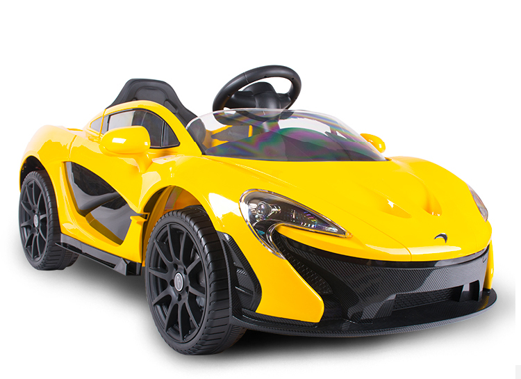 magic cars mclaren p1 12 volt ride on remote control rc car for kids