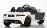 Magic Cars® Jaguar Ride On Remote Control Electric RC Car W/Leather Seat Jaguar Floor Mat