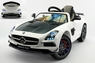 Magic Cars® Mercedes SLS AMG Ride On RC Car For Children W/TV Screen