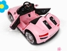 Magic Cars® Porsche 919 Style Autobahn RC Ride On Car W/Lights & Stereo