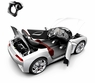 Magic Cars® Supreme Dream RC Ride On Smart Car W/Computer
