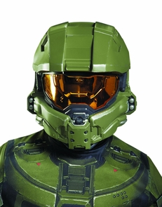 Master Chief Child Half Mask Costume