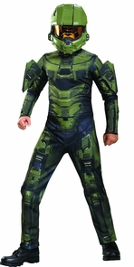 Master Chief Classic 7-8 Costume