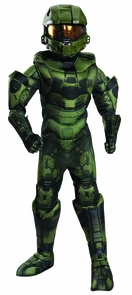 Boy's Master Chief Prestige Costume - Halo Costume