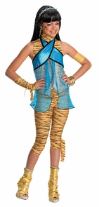 Mh Cleo De Nile Chld Large Costume