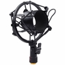 Microphone Suspension Boom Scissor Arm Desktop Stand w/ Shock