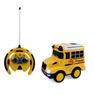 Mini RC School Bus Remote Control Toy For All Ages
