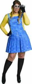 Minion Adult Plus Size Costume