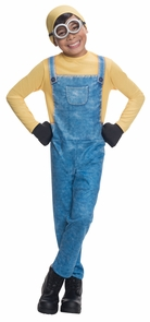 Minion Bob Child Small Costume