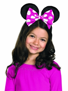 Minnie Mouse Bowtique Chld Os Costume