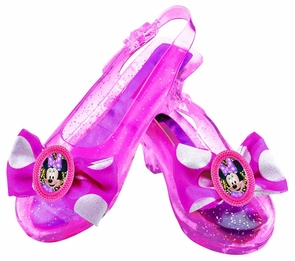 Minnie Mouse Shoes Costume
