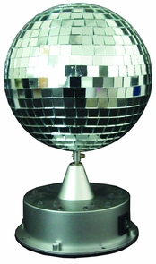 Mirror Ball With Led Base Costume