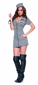 Miss Behaved Medium Costume