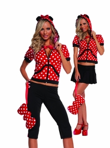 Miss Mouse Small Costume