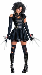 Miss Scissorhands Medium Costume