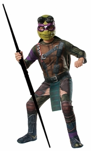 Mnt Donatello Adult Std Costume