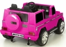 Mommy & Me 12 Volt 2 Seat Electric Mercedes Ride On Truck G55 AMG G Wagon Radio