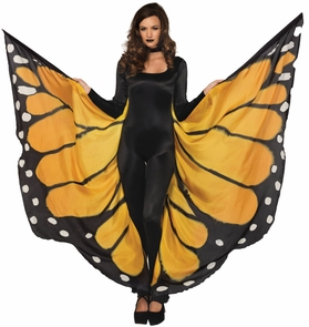 Monarch Festival Wings Orange Costume