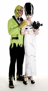 Monster Groom Mens Large Costume