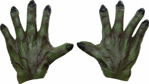 Monster Hands Latex Costume