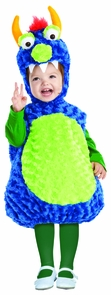 Monster Toddler 2t-4t Costume