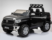 Magic Cars� Toyota Tundra Ride On 2 Seater Monster Pickup Truck Kid's Car With Wireless Parent R/C (Remote Control) System And Custom License Plate