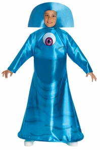 Boy's B.o.b. Costume - Monsters Vs. Aliens Costume
