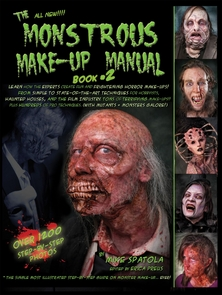 Monstrous Make Up Book 2 Costume